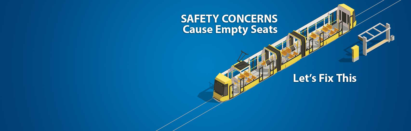 Safety Concerns Cause Empty Seats