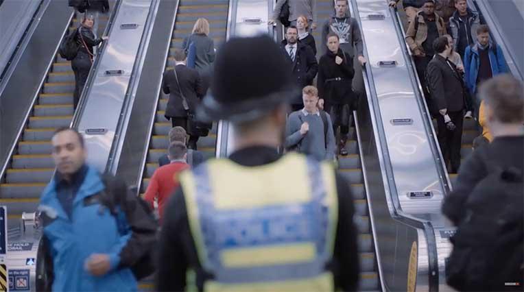 Samaritans stop Rail Suicide