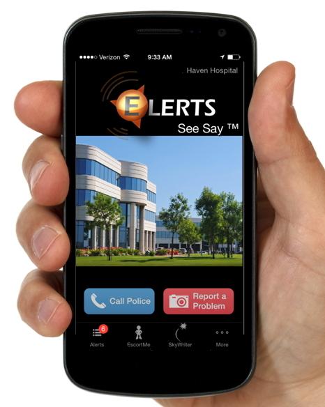 ELERTS See Say App